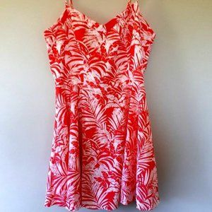 American Eagle Outfitters  Salmon Sundress Cut Out